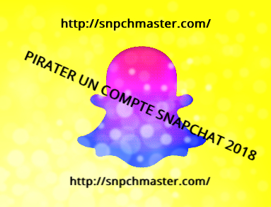 comment pirater snapchat 2018